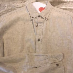 Jcrew mercantile men's button down